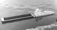 Barge 1:55 Model Kit