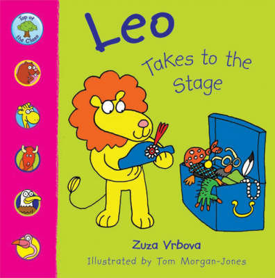 Leo Takes to the Stage by Zuza Vrbova