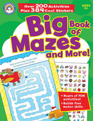 Big Book of Mazes and More!