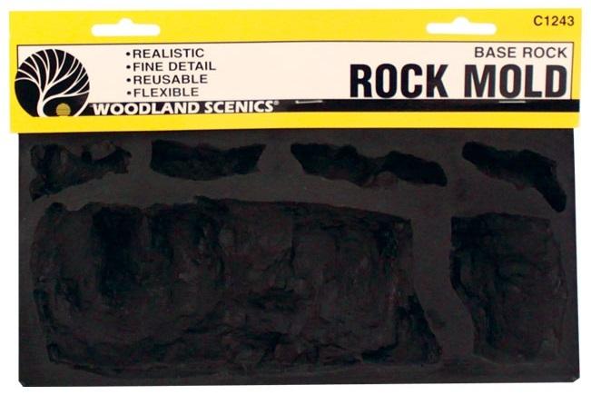 Woodland Scenics Base Rock Mould image