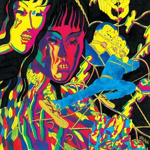 Drop (LP) by Thee Oh Sees