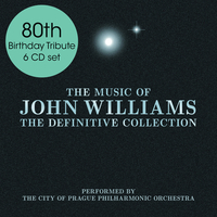 The Music of John Williams: The Definitive Collection by City of Prague Philharmonic Orchestra