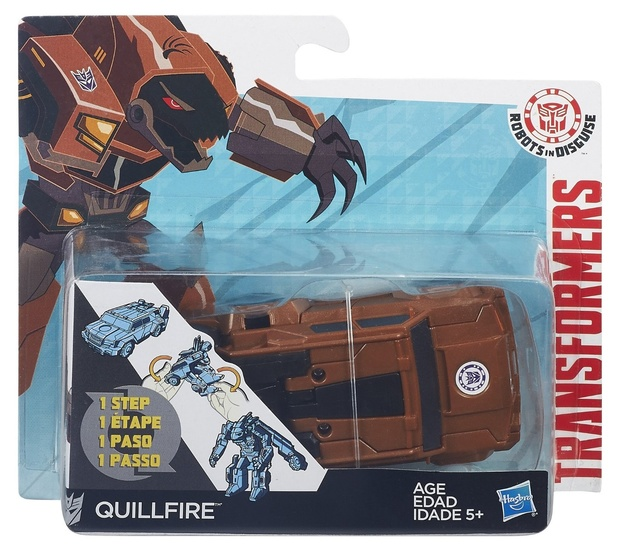 Transformers Robots In Disguise - One Step Changer - Quillfire