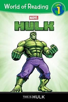 World of Reading: Hulk This Is Hulk by Chris Wyatt