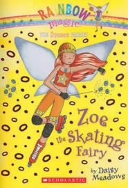 Zoe the Skating Fairy by Daisy Meadows image