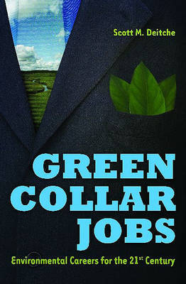 Green Collar Jobs by Scott M Deitche image