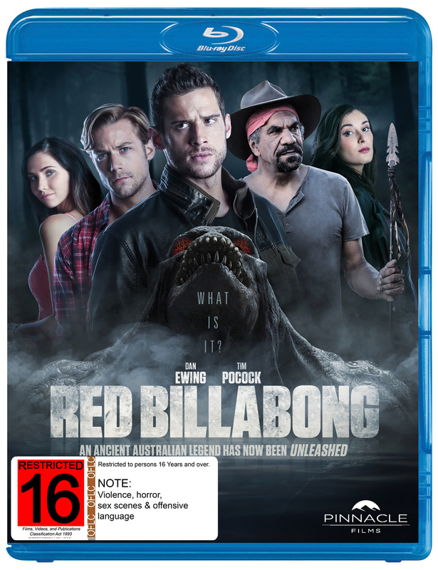 Red Billabong on Blu-ray