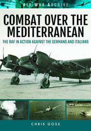 Combat Over the Mediterranean by Chris Goss