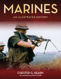 Marines by Chester G Hearn