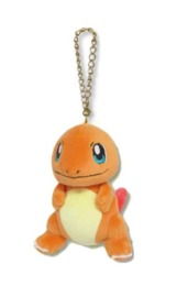 Pokemon: Plush Mascot Charm (Charmander)