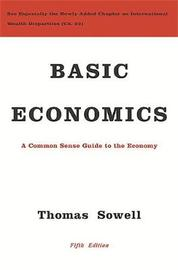 Basic Economics by Thomas Sowell