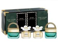 Marc Jacobs - Daisy & Decadence 4 Piece Mini Gift Set (4X4ml, EDT)