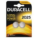 Duracell Button Cell 2025 2pk