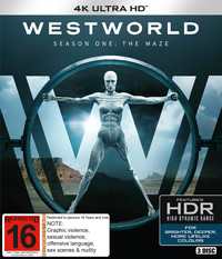 Westworld - Season One on UHD Blu-ray