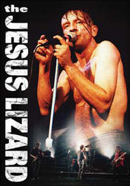 The Jesus Lizard on DVD