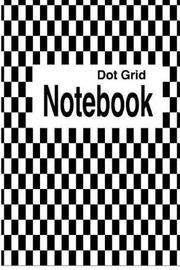 Dot Grid Notebook by Writing Pads