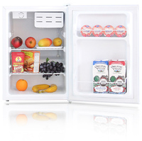 Midea 69L Bar Fridge White