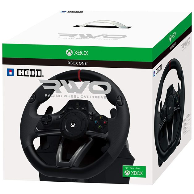 Hori Xbox One Racing Wheel Overdrive for Xbox One