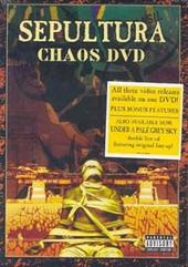 Sepultura - Chaos DVD on DVD