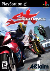 Speed Kings for PS2