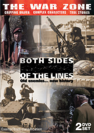 The War Zone - Both Sides Of The Line on DVD