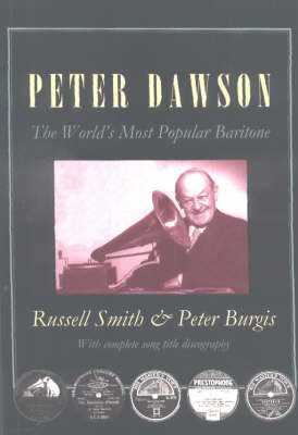 Peter Dawson by Russell Smith