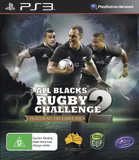 All Blacks Rugby Challenge 2 for PS3