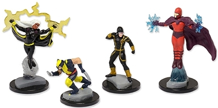 X-Men: Mutant Revolution Board Game image