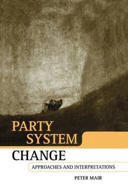 Party System Change by Peter Mair image