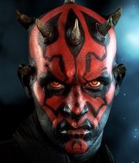 "Star Wars: Darth Maul (Duel on Naboo) - 12"" Figure"