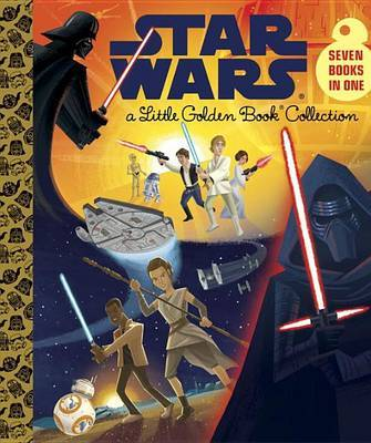 Star Wars Little Golden Book Collection (Star Wars) by Golden Books image