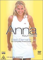 Anna Kournikova: Basic Elements on DVD