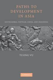 Paths to Development in Asia by Tuong Vu