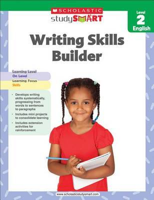 Writing Skills Builder, Level 2 by Scholastic image