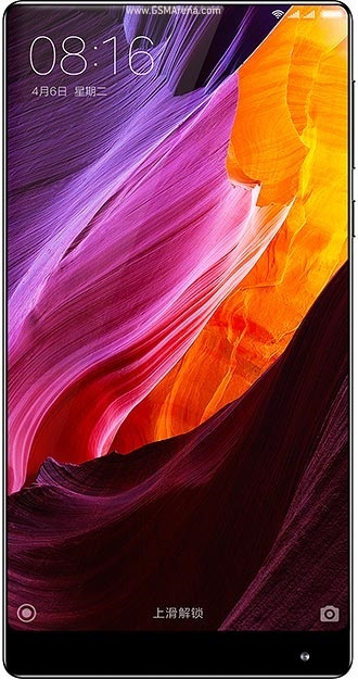 Xiaomi Mi MIX 128GB Dual SIM - Ceramic Black