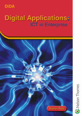 Diploma in Digitial Applications by Stephen Doyle