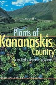 Plants of Kananaskis Country in the Rocky Mountains of Alberta by Beryl Hallworth image