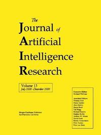 Journal of Artificial Intelligence Research, Volume 13 (JAIR)