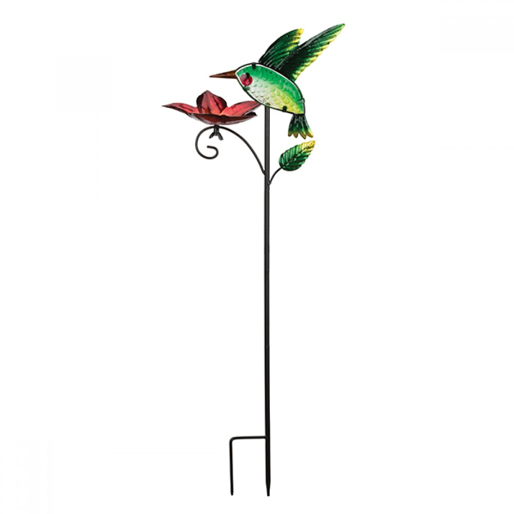 Regal: Bird Feeder Stake - Hummingbird image