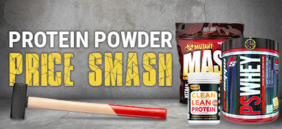 Protein Powder Price Smash