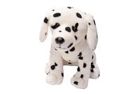 Cuddlekins: Sitting Dalmatian Dog - 12 Inch Plush