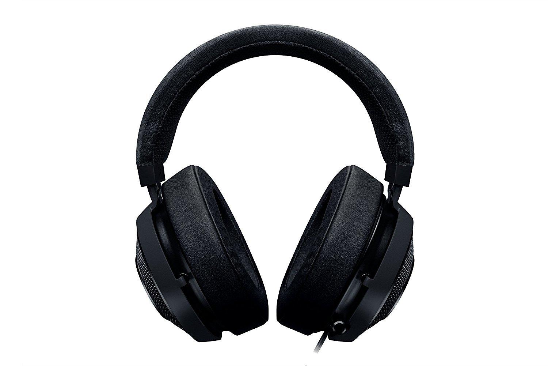 Razer Kraken 7.1 V2 Oval Gaming Headset - Black for PC Games image
