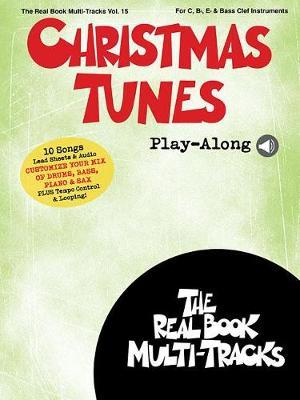Christmas Tunes Play-Along by Hal Leonard Publishing Corporation image