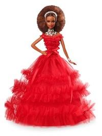 Barbie: Holiday 2018 - Fashion Doll (African American)