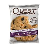 Quest Protein Cookies - Oatmeal & Raisin (59g)