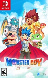 Monster Boy and the Cursed Kingdom Launch Edition for Nintendo Switch