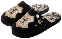 Harry Potter: Hogwarts Crest Slippers - (Large)