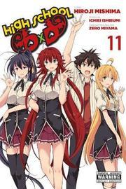 High School DxD, Vol. 11 by Hiroji Mishima