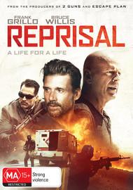 Reprisal on Blu-ray