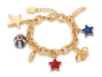 Disney: Dumbo Charm Bracelet - Gold